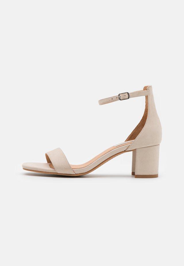 ROSALYNN - Sandals - beige