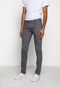 HUGO - Slim fit jeans - dark grey - 0