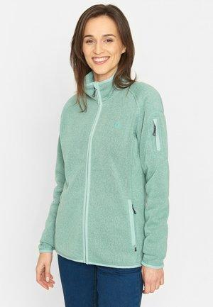 Fleece jacket - light blue