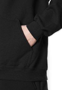 Mennace - FIRE HOODIE - Sweatshirt - black - 5