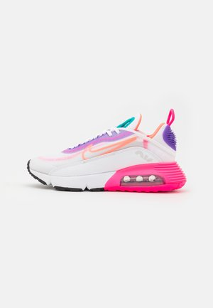 AIR MAX 2090 - Tenisky - white/hyper orange/photon dust/hyper pink/hyper grape/turbo green