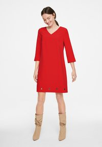 comma - Day dress - red - 1
