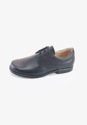 ZAPATO BLUCHER YOWAS  - Zapatos con cordones - marrón oscuro