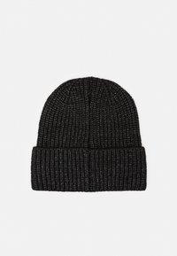 Michael Kors - EMBROIDERD HAT UNISEX - Beanie - black - 1