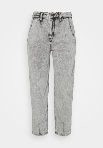 DECIDE - Jeansy Relaxed Fit - grau