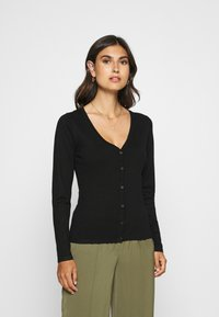 Soyaconcept - DOLLIE - Cardigan - black - 0