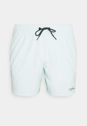 SOLID GUARD - Swimming shorts - mint
