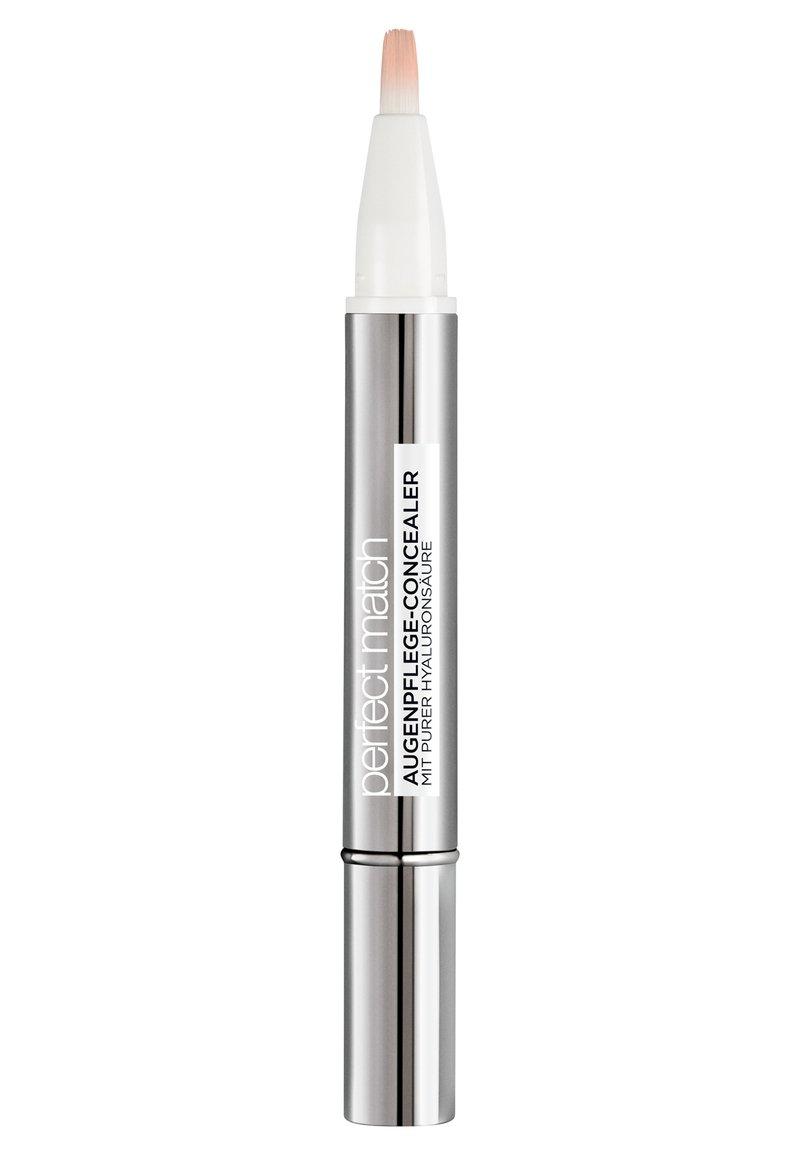 L'Oréal Paris - PERFECT MATCH EYE CARE-CONCEALER - Concealer - 1-2r rose porcelain