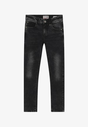 ADOMO - Skinny džíny - dark grey