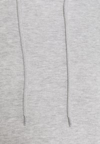 Even&Odd - BASIC BOXY OVERSIZED HOODIE - Sweat à capuche - mottled light grey - 2