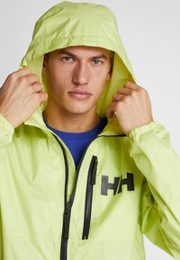 Helly Hansen - BELFAST PACKABLE JACKET - Impermeable - sunny lime - 3