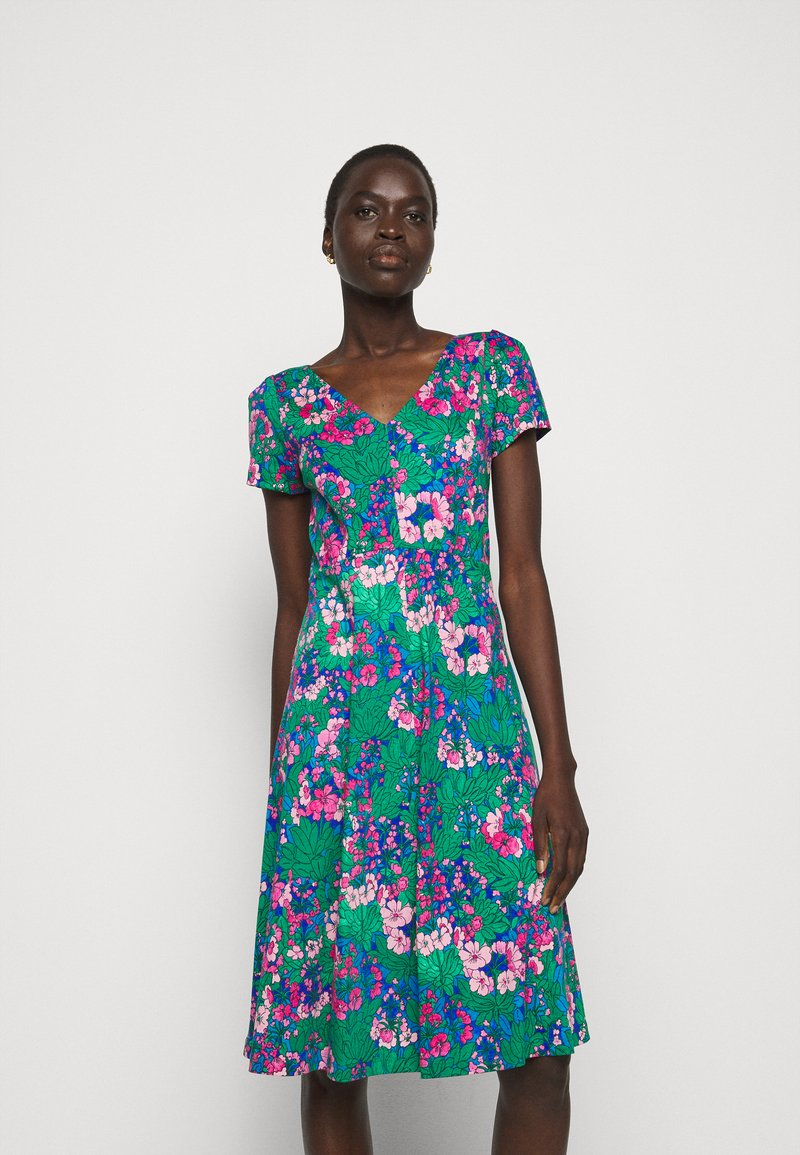 WEEKEND MaxMara - NICE - Jersey dress - smaragdgrun