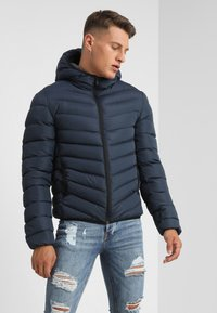 Brave Soul - MJK GRANTPLAIN - Winter jacket - navy - 0