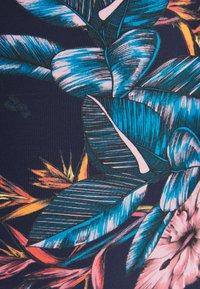O'Neill - MARGA TALAIA FIX SET - Bikini - blue/yellow - 2