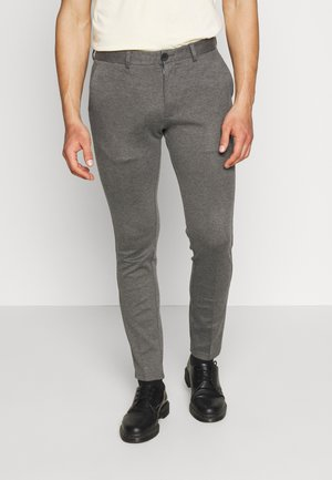 JJIMARCO JJPHIL - Pantaloni - grey melange