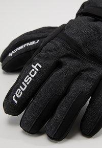 Reusch - PRIMUS R-TEX® - Gloves - black/black melange - 4