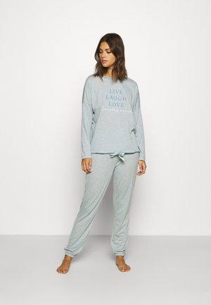 HOME LONG LIVE - Pyjama - green