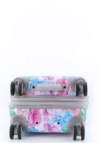 ELLE - Wheeled suitcase - weiß - 3