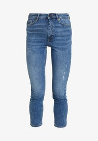 ONLY - ONLSIENNA SLIM ANKLE - Jeans Skinny - medium blue denim - 4