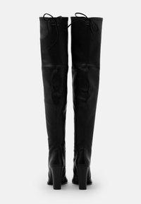 Stuart Weitzman - HIGHLAND - High heeled boots - black - 3