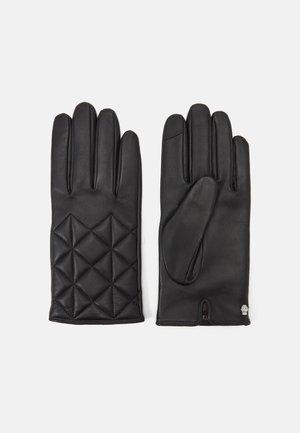 DERRY TOUCH - Gloves - black
