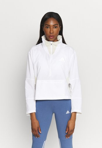 ADAPT - Sports jacket - white