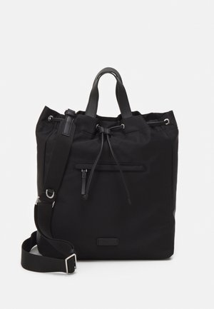 ARINA - Tote bag - black