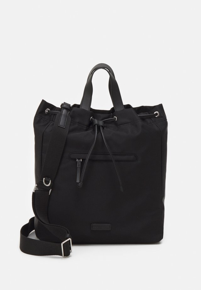 ARINA - Tote bag - black