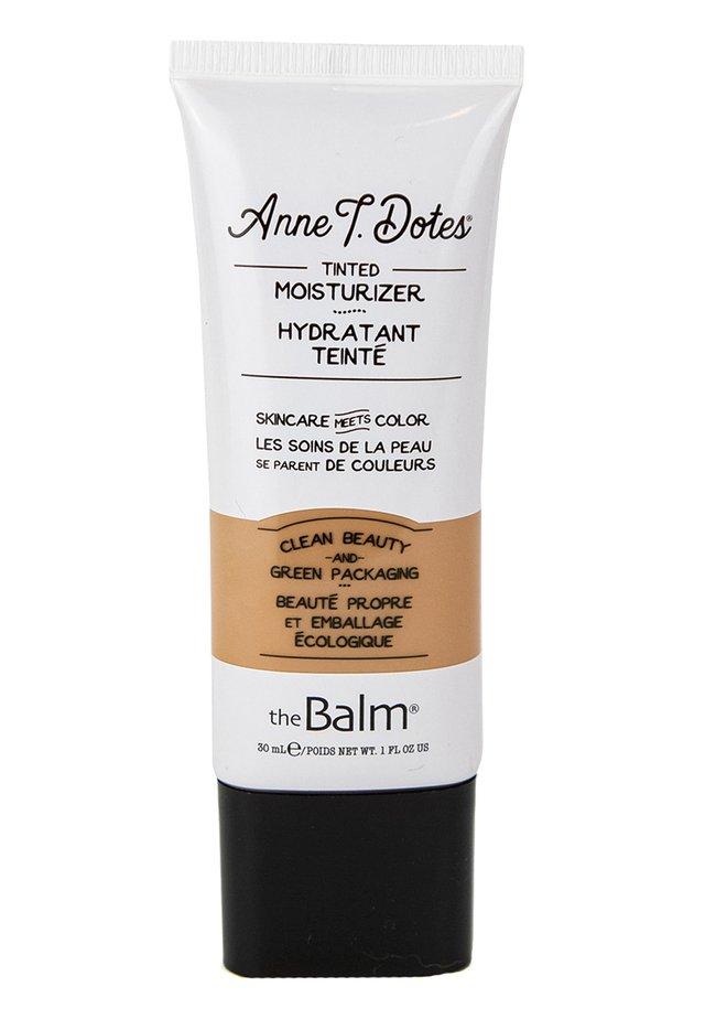 ANNE T. DOTE TINTED MOISTURIZER - Tinted moisturiser - 34 medium dark