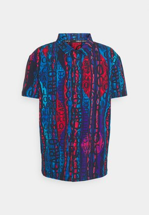 Shirt - navy/multi