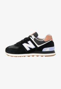 New Balance - WL574 - Sneakersy niskie - black - 1