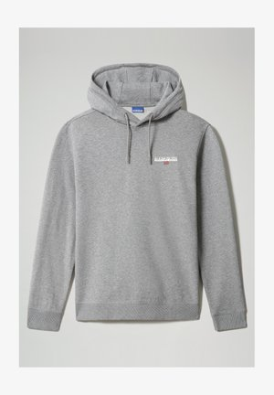 B-ICE - Hoodie - medium grey melange