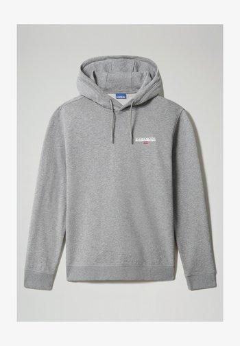 B-ICE - Hoodie - medium grey melange