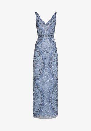 NAFISA - Vestido de fiesta - dusty blue