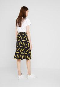 Louche - MATILDA BANANA - A-line skirt - navy - 2