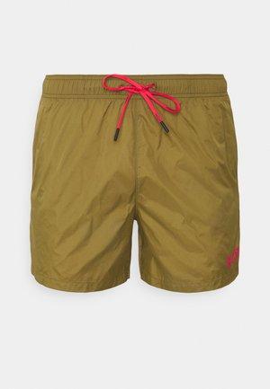 HAITI - Swimming shorts - open green