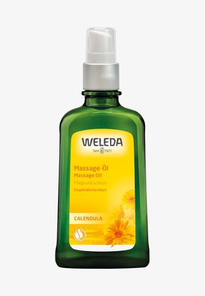 CALENDULA MASSAGE OIL - Body oil - -