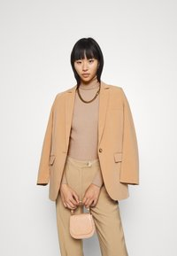 Nly by Nelly - PRIME ROLLNECK - Svetr - beige - 3
