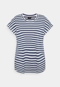 Zizzi - VDORIT  - Basic T-shirt - twilight blue - 4