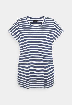 VDORIT  - Basic T-shirt - twilight blue