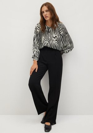 ZEBRAPRINT - Blouse - wit