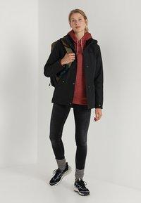 Jack Wolfskin - PARK AVENUE - Winter jacket - black - 1