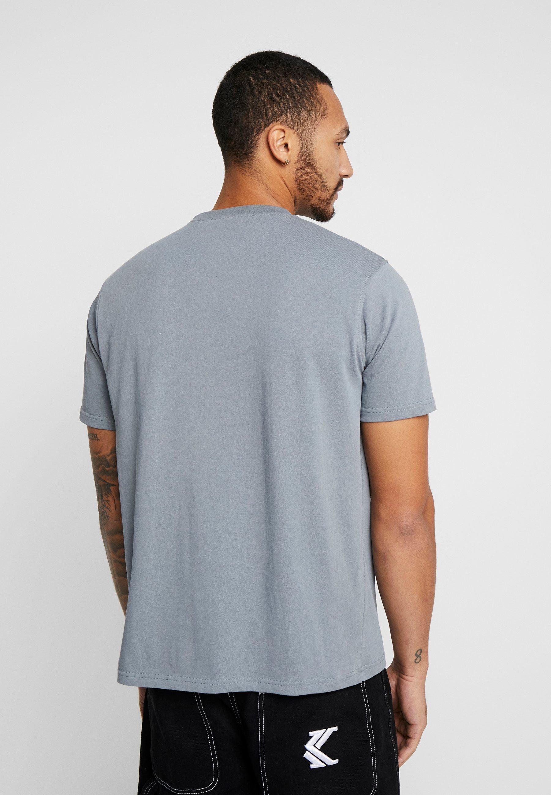 Mennace ESSENTIAL SIGNATURE  - Basic T-shirt - teal 0ApJH