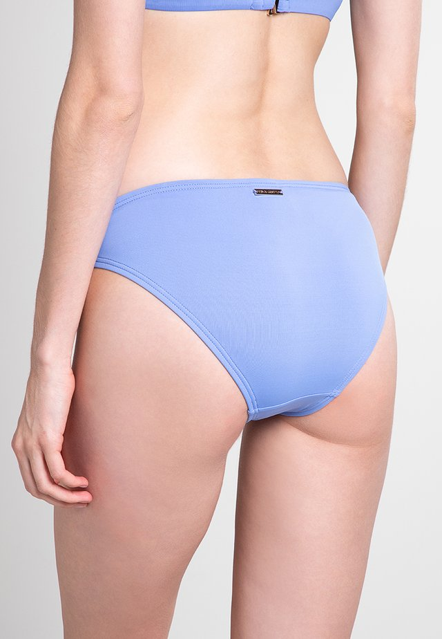 RIVIERA SOLIDS - Briefs - lagoon