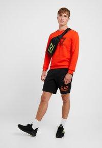 EA7 Emporio Armani - Sweatshirt - neon / orange / black - 1