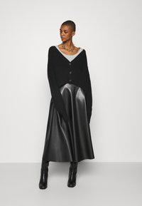 Anna Field - Basic T-shirt - mottled grey - 1
