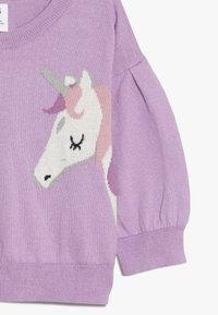 GAP - TODDLER GIRL - Pullover - purple - 3