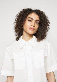 Lovechild - CALLIOPE - Button-down blouse - white - 3