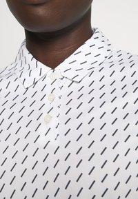 Nike Golf - Sports shirt - white/black - 5
