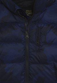 Polo Ralph Lauren - EL CAP OUTERWEAR JACKET - Bunda zprachového peří - navy - 5